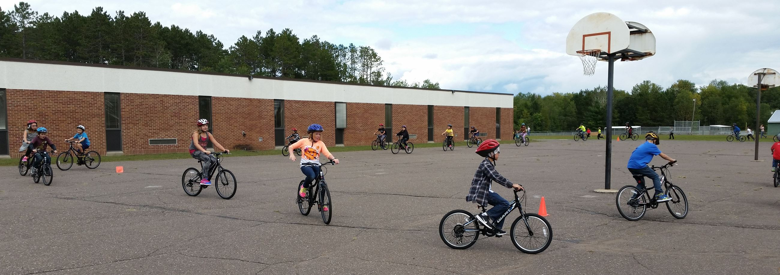 Bike Fleet (Students Using)