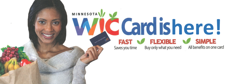 WIC Card is Here!